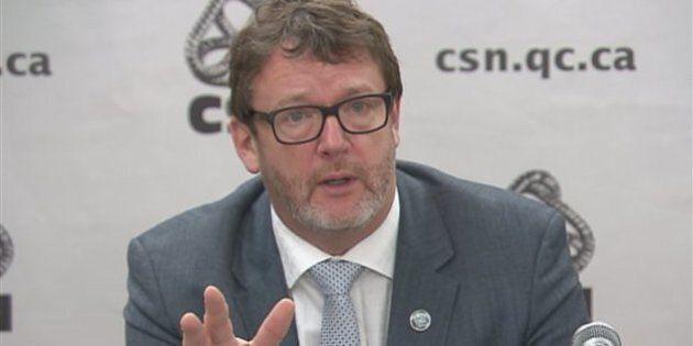 Front commun: les syndiqués de la CSN votent à 85% en faveur de la