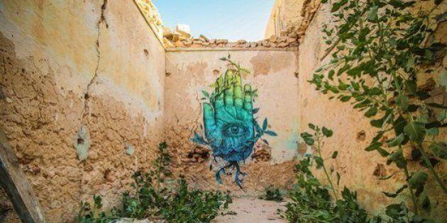 17 villes méconnues que les fans de street-art doivent absolument