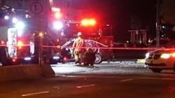 Coups de feu et accidents d'auto à