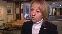 La mairesse de Longueuil suggère de corriger la loi