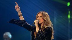 Céline Dion rend hommage à James