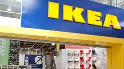 IKEA défile à Milan