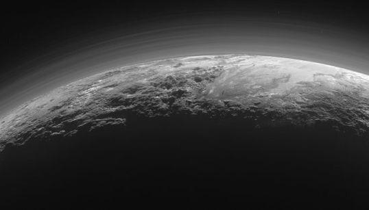 Pluton est fabuleusement belle sur cette nouvelle photo de la