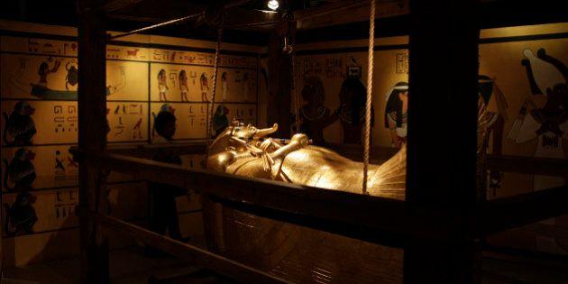 Le tombeau de Toutankhamon pourrait cacher deux pièces secrètes, dont la chambre funéraire de