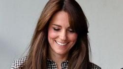 Cheveux: Kate Middleton de retour avec une