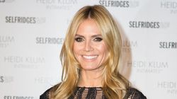 Heidi Klum lance sa collection de