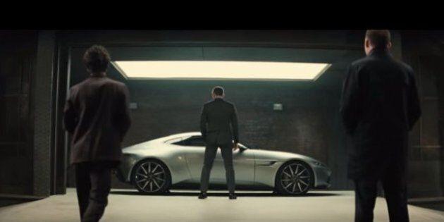 «Spectre», le nouveau James Bond, a coûté très cher en voitures