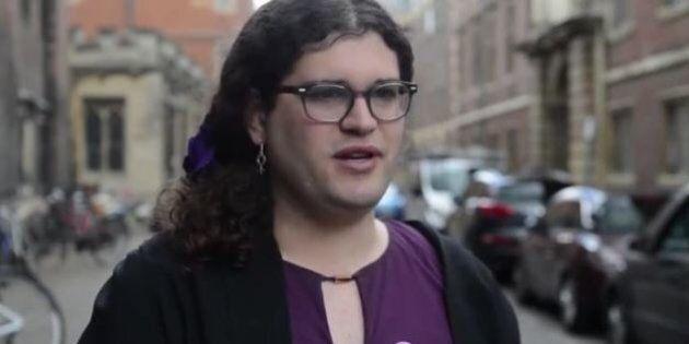 Cette étudiante transgenre a fait bouger le code vestimentaire à