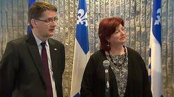 Dissidence au PQ sur le registre québécois des armes à feu