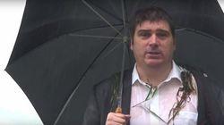 Jean-François Larose se «mouille pour l'environnement»,