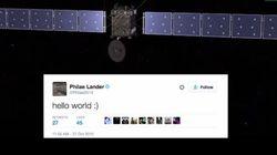 C'est la fin pour Philae, le robot le plus célèbre du web