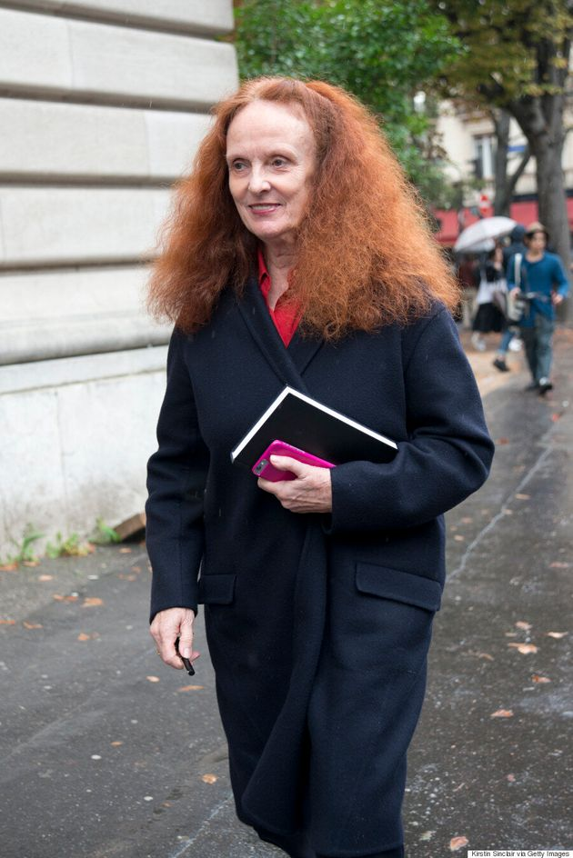 Grace Coddington quitte son poste au Vogue