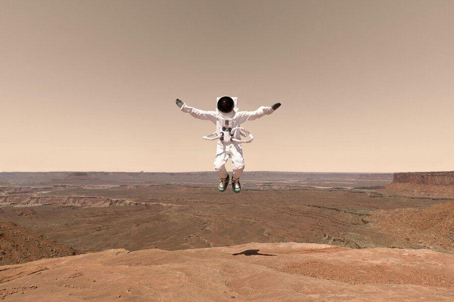 Des selfies interstellaires : Voici de quoi pourraient avoir l'air nos photos de voyage dans 100 ans