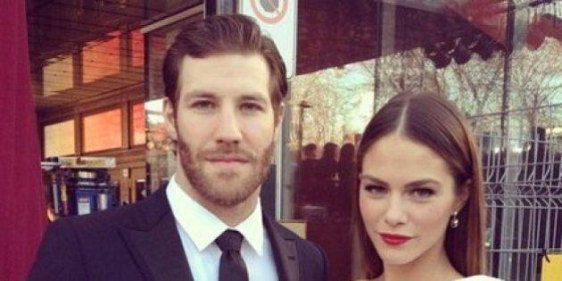 Maripier Morin et Brandon Prust fiancés