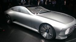 Mercedes-Benz Concept IAA : la voiture qui se transforme