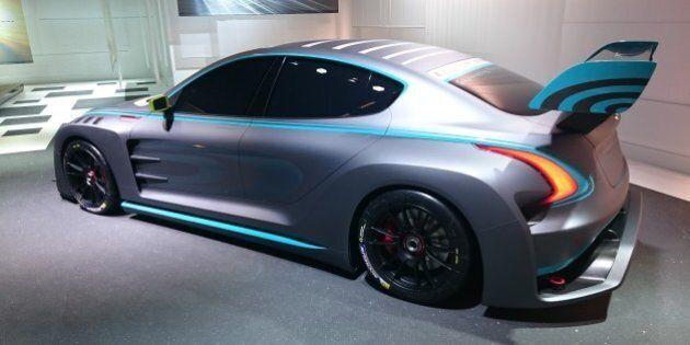 Thunder Power Sedan: une concurrente taïwanaise à la Tesla Model S