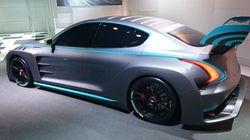 Thunder Power Sedan: une concurrente taïwanaise pour Tesla