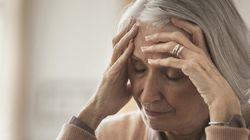Une dépression qui s'aggrave avec l'âge pourrait être un signe annonciateur de