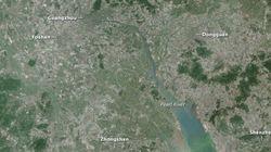 La sidérante transformation d'un delta de la Chine en moins de 30 ans