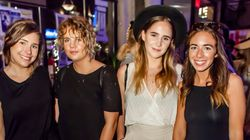 Styles de soirée: la mode émergente à l'honneur pour Fashion Pop