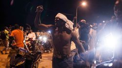 Coup d'État au Burkina Faso