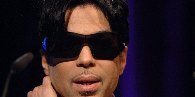 File photo dated 08/05/07 of singer Prince who has died at the age of 57, his publicist said.