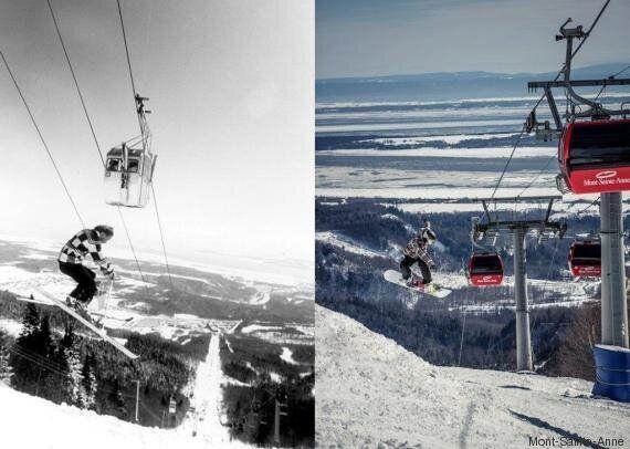 Le Mont-Sainte-Anne célèbre ses 50
