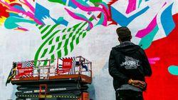 Le Festival Mural édition 2016 attire du beau