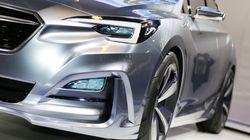 Le concept Subaru Impreza 5 portes en primeur nord-américaine