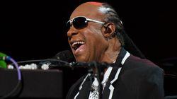 Voyez les photos de Stevie Wonder au Centre Bell!