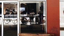 Une nouvelle boutique au centre-ville pour Frank and