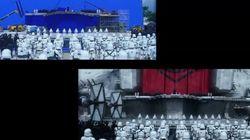 À quoi ressemble Star Wars 7 sans effets spéciaux