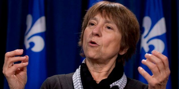 Les militants de QS réfléchiront à la division du vote, dit Françoise