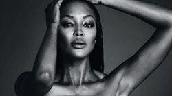 NSFW: Cette photo de Naomi Campbell ne restera pas longtemps sur