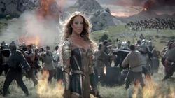 Mariah Carey en mode guerrière pour un jeu vidéo