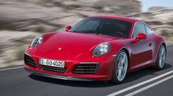 La nouvelle Porsche 911 dévoilée avant Francfort