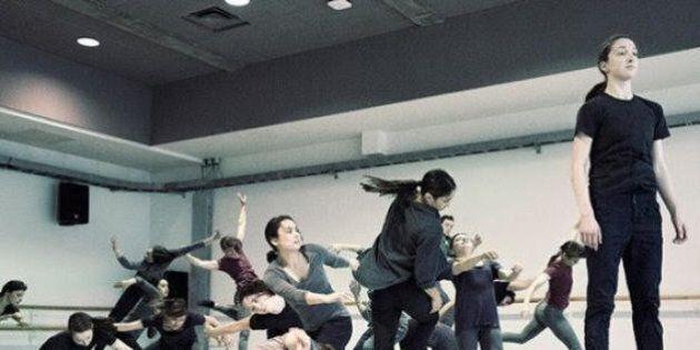 L'événement Québec Danse bat son