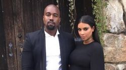 Kim Kardashian a des allures de première