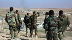 Le régime syrien prépare la bataille
