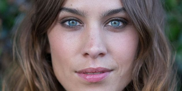 LOS ANGELES, CA - JULY 23:  Alexa Chung attends the launch of Alexa Chung X AG PA at Ron Herman on July 23, 2015 in Los Angeles, California.  (Photo by Chris Weeks/Getty Images for AG)