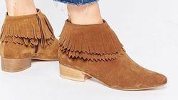 Les chaussures les plus tendance de la rentrée