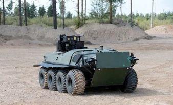 La robotisation du combat en