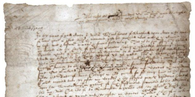 William Shakespeare n'a jamais existé? Son testament prouve le