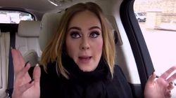 Adele assure aussi sur du Nicki