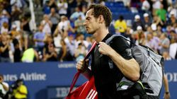 US Open: Murray tombe face à Anderson, en état de