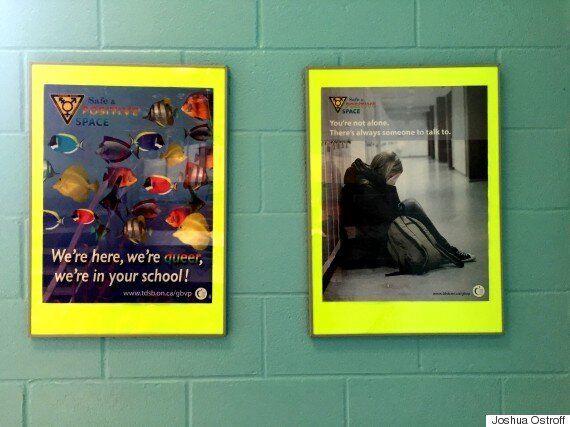 L'école minuscule qui mène la lutte pour des toilettes neutres au