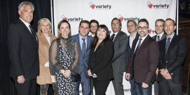 La Fondation Variety s'implante au