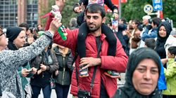 Afflux record de migrants: l'Allemagne débloque 6 milliards d'euros