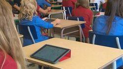 iPad à l'école Le Sommet : le programme sera