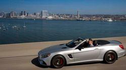 Premier contact Mercedes-Benz SL 2017 : La reine des